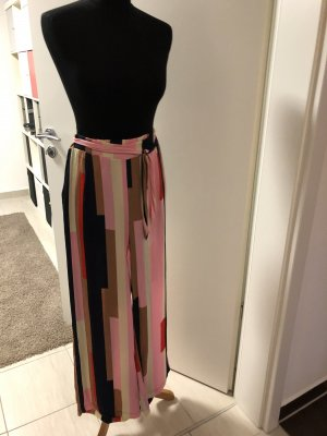 Vero Moda Marlene Trousers pink-dark blue
