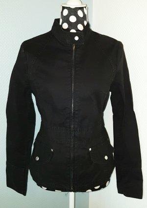 Amisu Short Jacket black