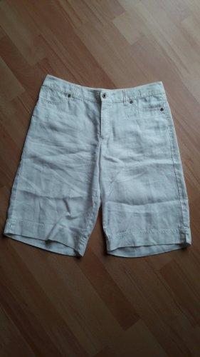 Rosner Short Trousers white