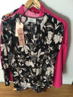 Cartoon Blouse Shirt multicolored cotton