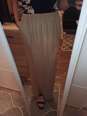 Zara Pantalone alla turca color carne-beige chiaro