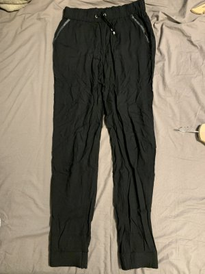 C&A Yessica Jersey Pants black-silver-colored