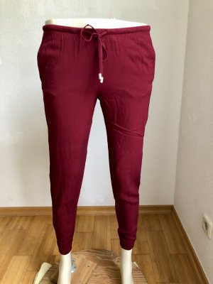H&M Divided Pantalon large multicolore coton