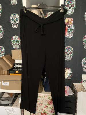 Janina Curved Culottes black