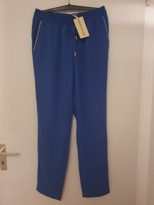 Best mountain Pantalone jersey blu