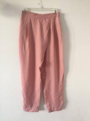leichte Sommerhose Zara Gr. XS rosa