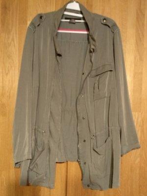 Sara Lindholm Safari Jacket khaki