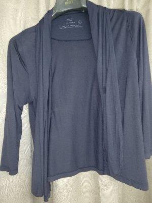 Chaqueta estilo camisa gris antracita