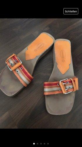 Beach Sandals orange