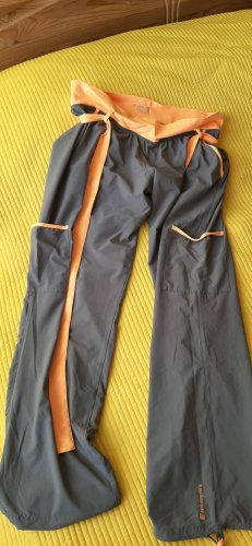 Energetics Pantalon de sport gris-orange
