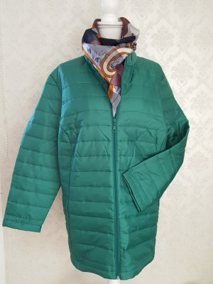 Creation L. Quilted Jacket lime-green