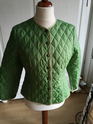 Landhaus by C&A Quilted Jacket oatmeal-green