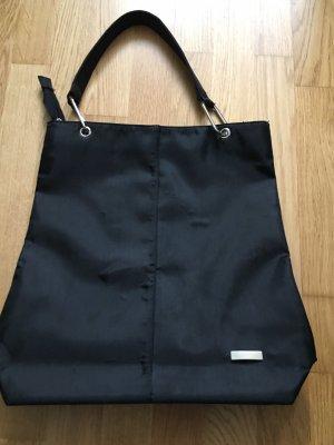 Esprit Borsa shopper nero-argento