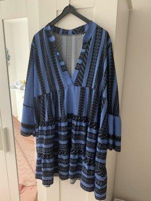 Made in Italy Bluzka tunika Wielokolorowy