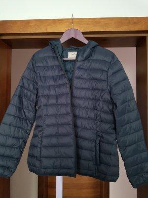 Blue Motion Pikowana kurtka ciemnoniebieski