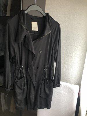Leichte Übergangsjacke, leichter Mantel, Parka, Esprit