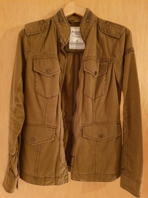 Abercrombie & Fitch Safari Jacket olive green
