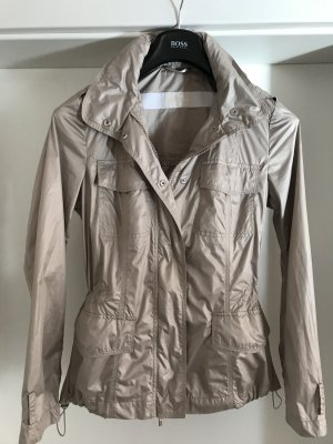 Airfield Flight Jacket oatmeal mixture fibre