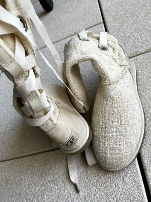 UGG Lace-up Boots multicolored