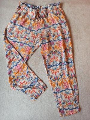 UP Fashion Pantalone alla turca multicolore