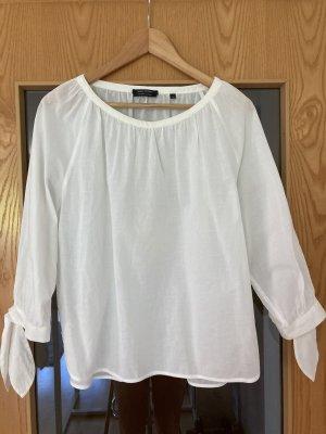 Leichte, weiße Bluse