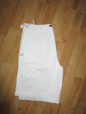 Biaggini Short de sport blanc