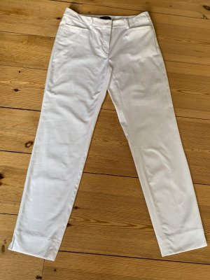 More & More Pantalone Capri bianco