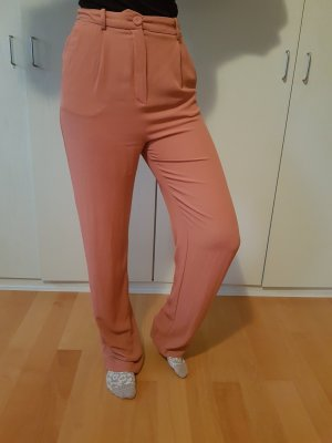 Mango Suit Palazzo Pants multicolored
