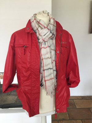 Outdoor Jacket brick red-red