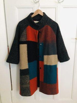 Clements Ribeiro Veste en laine multicolore