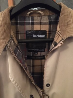 Leichter Barbour Kurzmantel