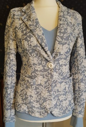 Made in Italy Chaqueta estilo camisa multicolor