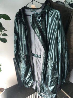 Ckh clockhouse Parka dark green nylon