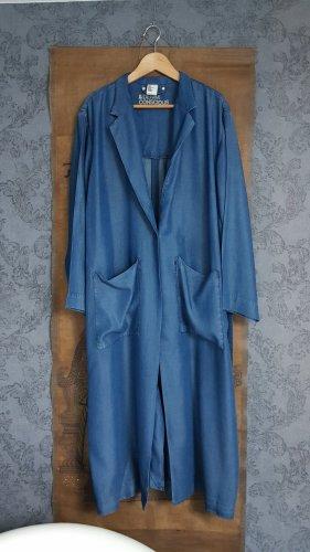 H&M Conscious Collection Oversized jas azuur-korenblauw