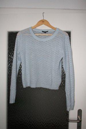 Leichter Hellblauer Pullover von mbyM