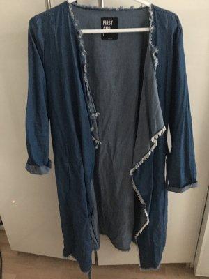 Leichter Jeans Trenchcoat von First & I