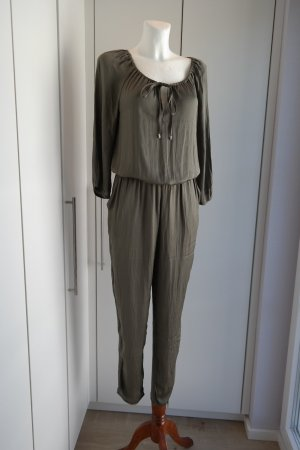 Leichter Jumpsuit Overall Bloggerstyle