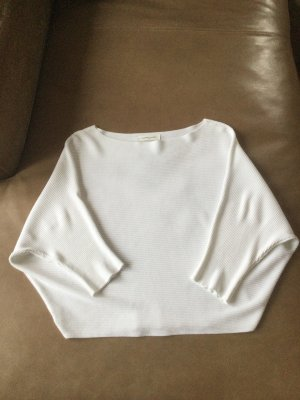 Alexandre Laurent Knitted Top white viscose