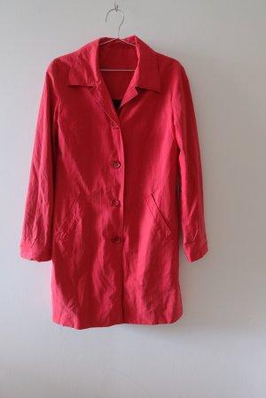 Steilmann Between-Seasons-Coat red