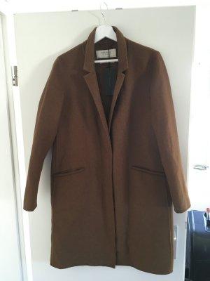 Leichter Mantel braun