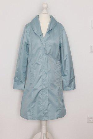 Heavy Raincoat pale blue-baby blue