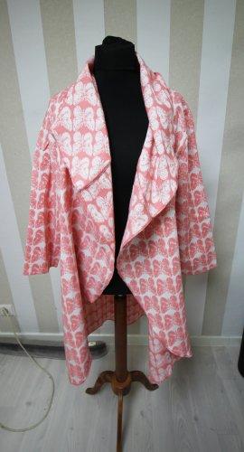 Leichter Mantel mit Schmetterling Butterfly Design
