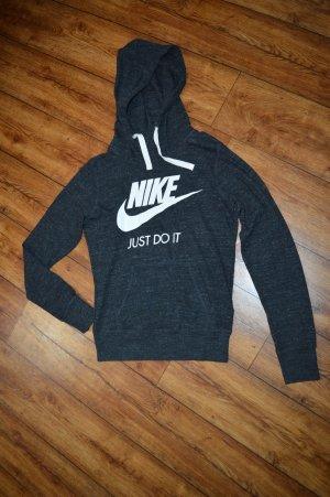 Leichter Nike Sweat Kapuzen Pulli gr. 38 top