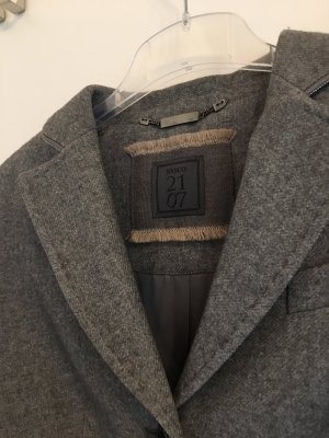 NVSCO Cappotto in lana grigio