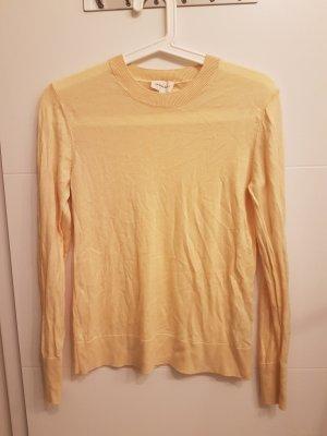 Armedangels Fine Knit Jumper pale yellow