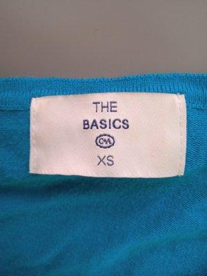 C&A Basics V-Neck Sweater turquoise