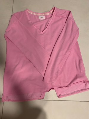 Marco Polo V-Neck Sweater pink