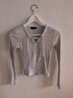 leichter Pullover im Stil der 70er