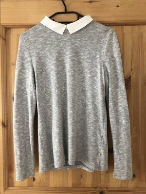 Leichter Pullover mit Kragen von Esprit zu verkaufen