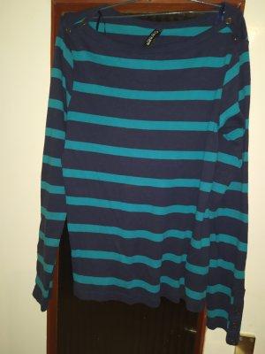 leichter Pullover mit Streifen